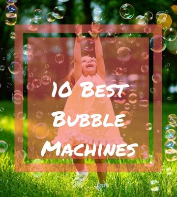 Bubble Machines - Which one to choose?