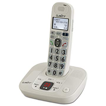 Clarity Large Button Wireless Phone For Senior Citizen