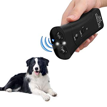 Instecho Portable Ultrasonic Dog Repellent
