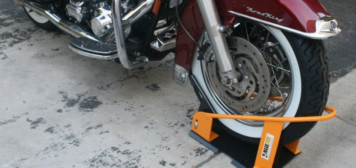 MOTORCYCLE WHEEL CHOCK - Which one is the best and how to choice right?