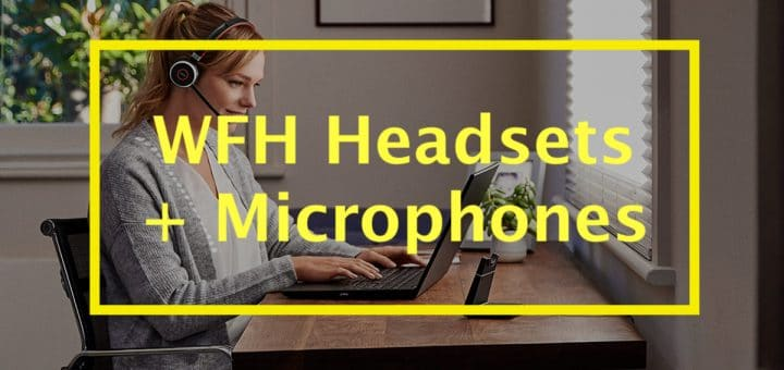 10 Best Work From Home Headset With Noise Cancelling Microphone Outstanding Products